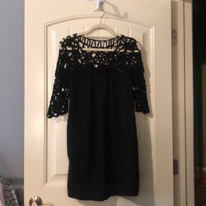 Sz S Hot & delicious brand dress 3/4 sleeves